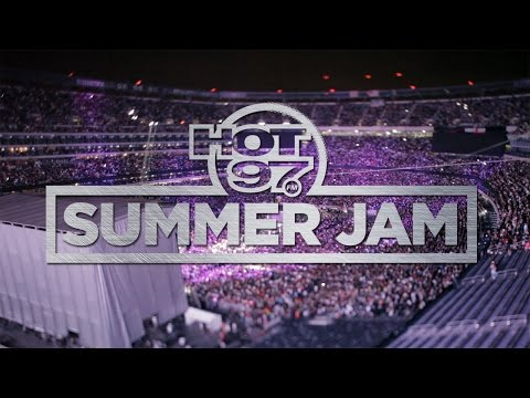 2015 Hot 97 Summer Jam: Kendrick Lamar, Meek Mill, Chris Brown, Big Sean, Fabolous & More To Perform On Stadium Stage (Video)