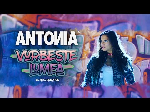 Antonia Vorbeste Lumea pop music videos 2016