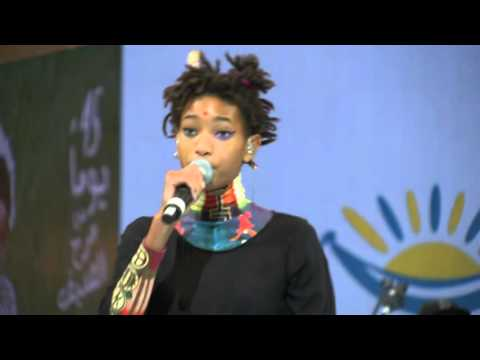 DSS 2015: Jaden & Willow Smith Full Dubai Concert