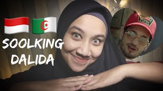 Soolking - Dalida [Clip Officiel] INDONESIA REACTION