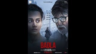 Badla Full Movie 2019 | Amitabh Bachchan | Tapsee Pannu | full movie promotional events
