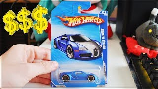 My Top 5 Most Valuable Hot Wheels Cars