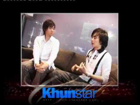 [KHUNSTAR] 070601 The Society @ CHIC CHANNEL