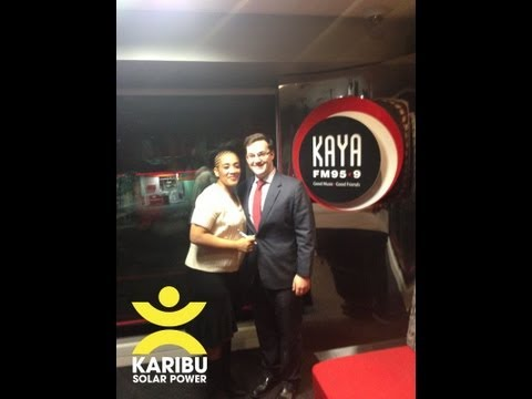 KARIBU South Africa Radio Interview