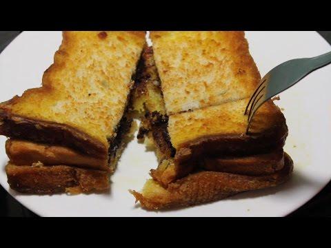 Resep Sarapan Pagi Roti Bakar
