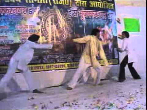 GLANCE DANCE FORT MUZAFFARNAGAR DESH PREMI GROUP DANCE BY SANJAY...