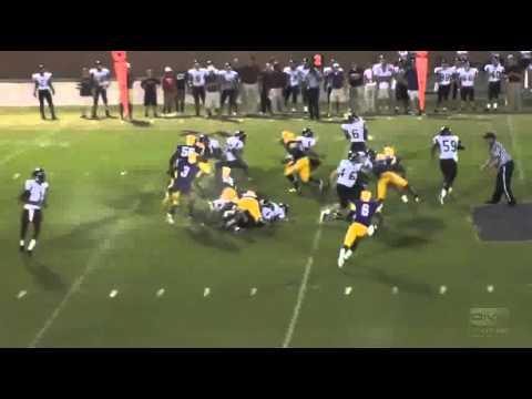 BJ McCoy Highlights Villa Rica High School #23