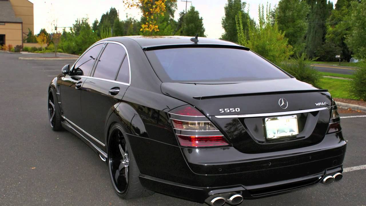 Sold mercedes benz s550 wald youtube for Mercedes benz s550 sale