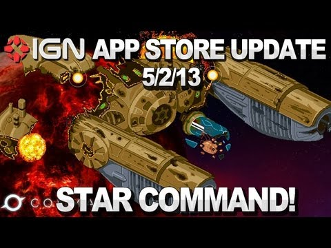 App Store Update - May 2: Star Command is Here!