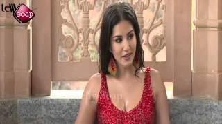Sunny Leone Sizzles In A Bikini Inside MTV