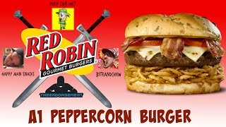 Red Robin Gourmet Burgers: Let's Burger!
