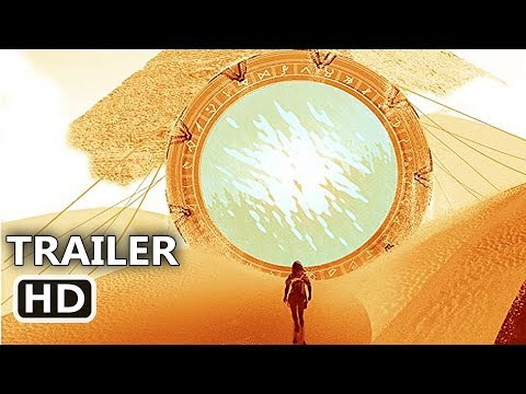 STARGATE ORIGINS Official Teaser Trailer (2017) Sci-Fi, TV Show HD