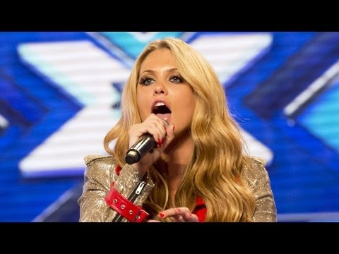 Bianca Gascoigne's audition - Mary J Blige's I'm Going Down - The X Factor UK 2012 Music Videos