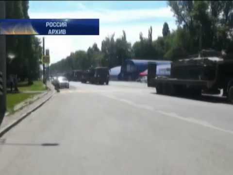 В России по тревоге объявили учения у границ Украины