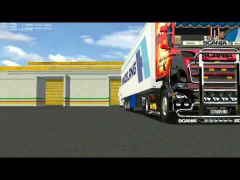 18 Wheels Of Steel Haulin Scania R620 v8 mod