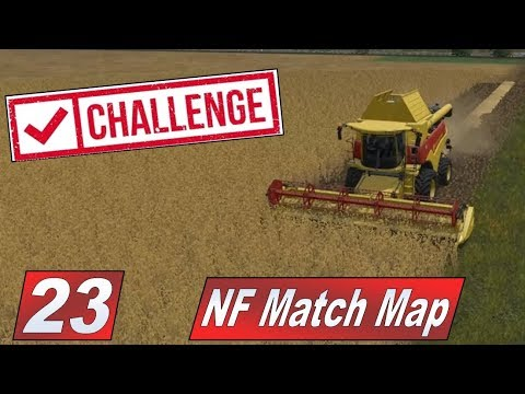 NF Match Map Multiplayer Duell #23 Futter für die Tiere #MP Management FS17 LS17 mod map Landwirte