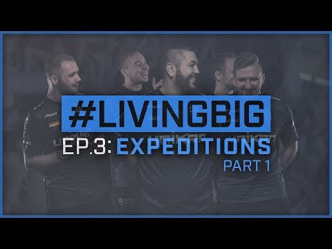 livingBIG EP 3: Expeditions PART 1  1500000$ WESG China
