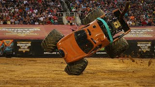 Winning Freestyle! Linsey Read - Scooby-Doo! │ Monster Jam World Finals XX (20)