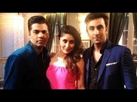 Kareena Kapoor & Ranbir Kapoor On Koffee With Karan 4 8th December 2013 Full Episode video