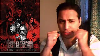 The BodyGuard Trailer Reaction Yue Song, Shi Yan Neng  2016