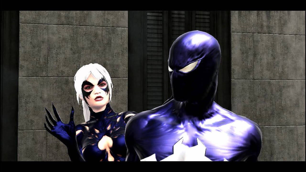 Spider Man Web of Shadows Bad