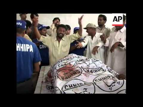Karachi wracked by spate of killings