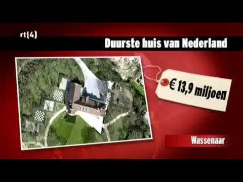 Huis van boomstammen te koop