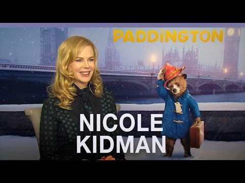 Nicole Kidman on playing 'sugar and spice villian'