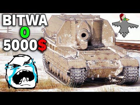 STARCIE O 5000 $ - KTO JEST NAJLEPSZY w World of Tanks?