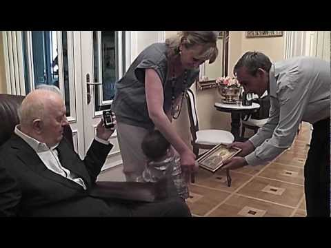 პატარა ედუარდ შევარდნაძე Little Eduard Shevardnadze