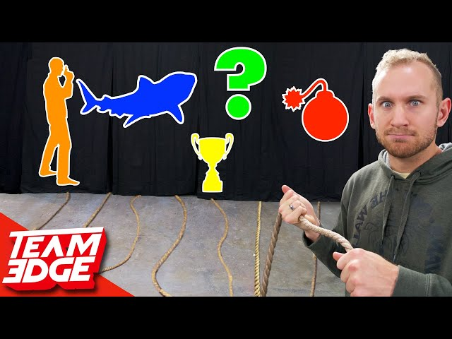 Don't Pull the Wrong Rope! | Punishment or Prize?? thumbnail