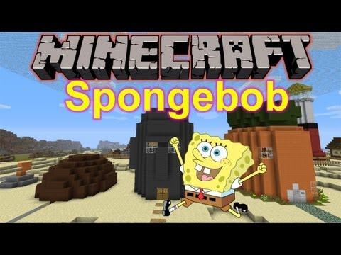 Minecraft 1.5.1 Spongebob Mod Vorstellung - Review + Installation (Deutsch) [HD]