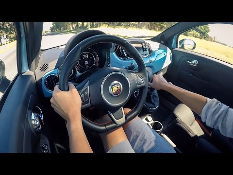 Exhaust Notes: 2016 Fiat 500 Abarth
