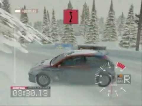 Demo de Colin McRae Rally 3 et une petite parenthèse sur mes tuto Praetorians