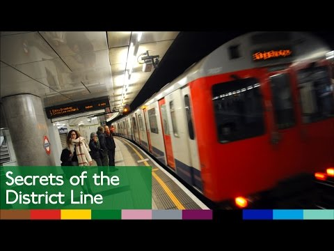 Secrets of the District Line