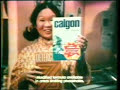 Calgon Water Softener Commercial 1970s