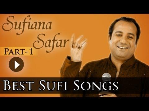 Sufiana Safar With Rahat 1 - Rahat Fateh Ali Khan - Best Sufi Songs