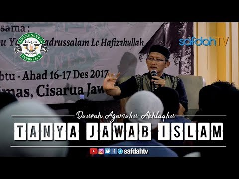 Dauroh Bikers Sunnah II Sesi Ke-3: Tanya Jawab Islam - Ustadz Badru Salam, Lc