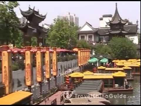 Qinhuai River, Nanjing