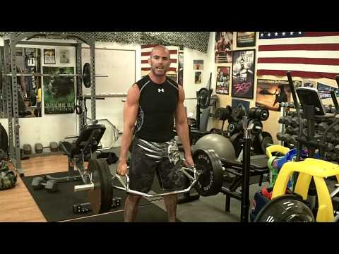 Heavy Weight lifting circuit training, Personal Training Rockland County Image 1