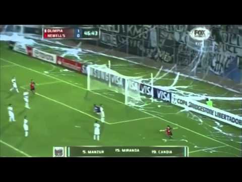 La campaña de Olimpia en lo que va de la Copa Libertadores de América