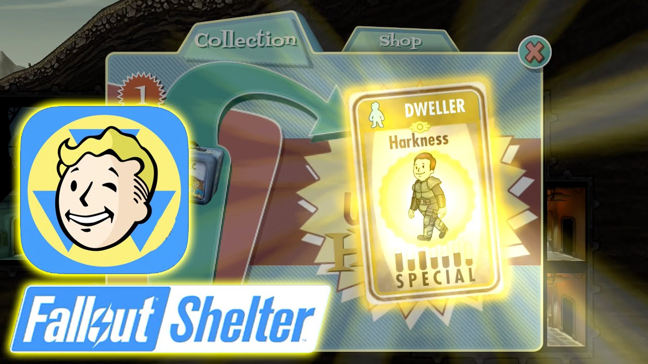 Fallout Shelter App Fallout Shelter Gameplay hd