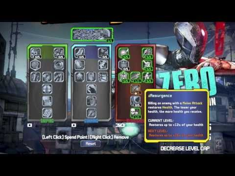 Borderlands 2 - UVHM Melee Assassin - How To (tutorial)