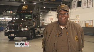 Local UPS driver talks about his 50 years on the job