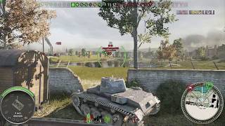 German heavy tank VK 30.01 (H) - World of Tanks - Xbox One gameplay
