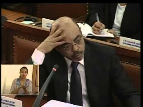 Meles Zenawi's address to Parliament Part 1 April 17, 2012 - Part 2
