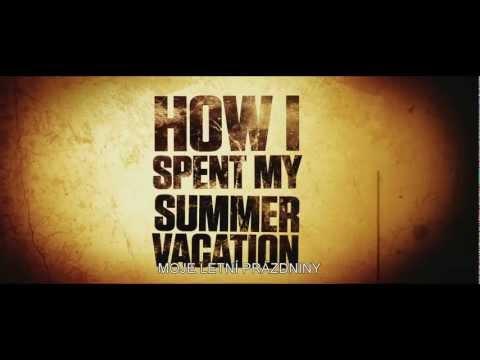 Moje letní prázdniny