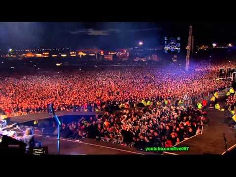 Metallica - Enter Sandman Live At Download 2012 (HD)