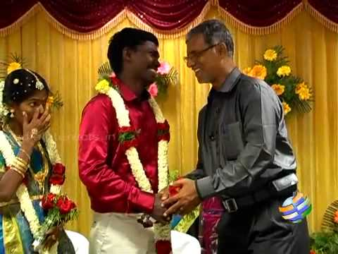 Celebrities At PRO Shakthi's Wedding Reception