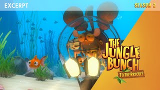 THE JUNGLE BUNCH - 20 000 bubbles under the sea